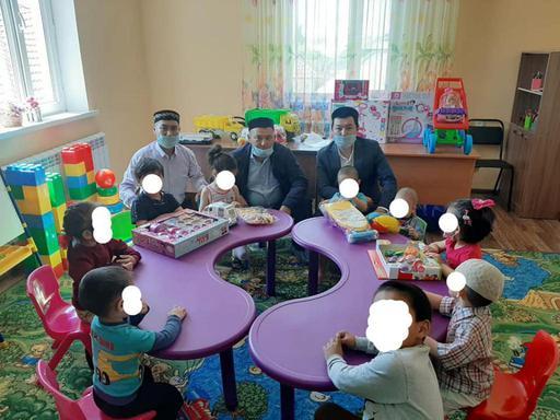 Қызылорда: Дағдарыс орталығындағы кездесу