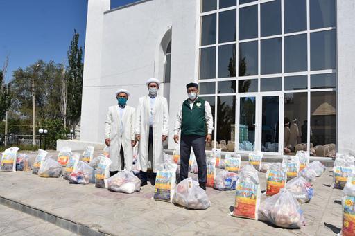 Қызылорда: Шиелідегі қайырымдылық