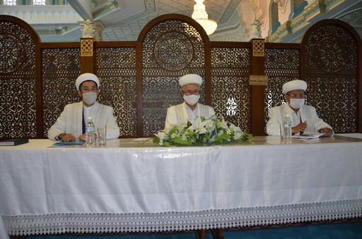 Қарағанды имамдарының жартыжылдық төралқа жиыны өтті