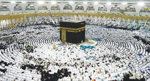 Сауд Арабиясы қажылық маусымы аяқталды деп хабарлайды