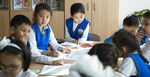 Қазақ оқушылары әлемдегі ең ақылды балалардың қатарында