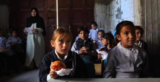 Палестиналықтар гуманитарлық көмектен айырылды