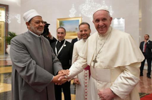 Әл-Азһар шейхы мен Рим папасы ортақ келісімге отырды