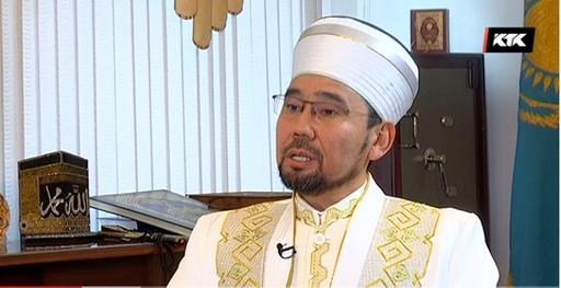 """Верховний муфтий в программе """"Слуги народа"""""""
