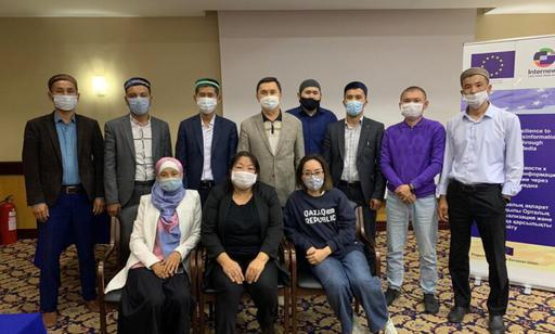 Маңғыстау имамдары семинар-тренингке қатысты